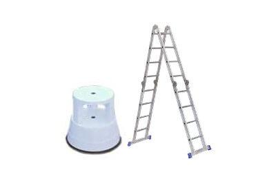 Escaleras y andamios