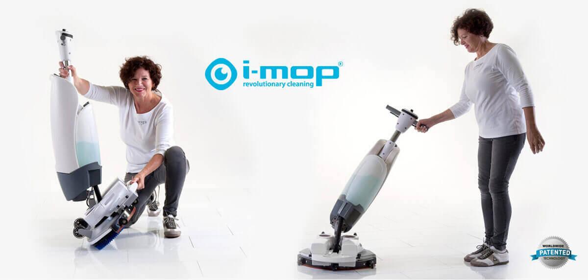 Fregadora i-mop