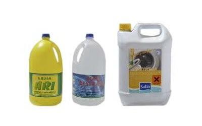 productos de límpieza de hogar