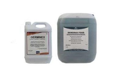 productos industria de alimantación